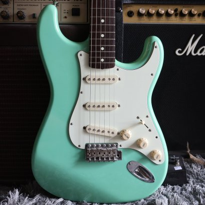 Fender Japan'62 Suft Green 2017 ( 3.1 Kg )